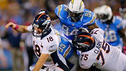 Image for Denver Broncos at San Diego Chargers