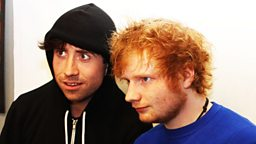 Image for With Ed Sheeran