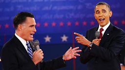 Image for US Presidential Debate