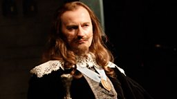 Image for Mark Gatiss as Charles I; Posy Simmonds; 2013 City of Culture plans