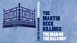Image for The Man on the Balcony