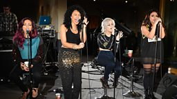 Image for Little Mix in the Live Lounge