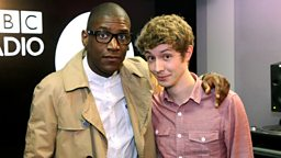 Image for Episode 81 - Labrinth & Rafe Spall