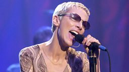 Image for Annie Lennox at the BBC