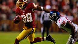 Image for New York Giants at Washington Redskins