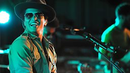 Image for Bruno Mars Live Lounge Special