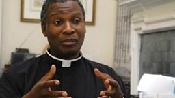 Image for Thabo Makgoba the Archbishop of Cape Town.