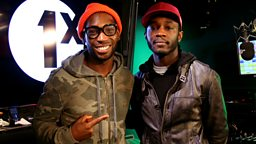 Image for Twin B and friends: Tinie Tempah