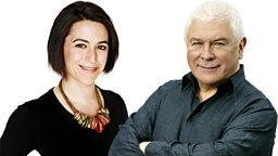 Image for Friday - Sean Rafferty and Suzy Klein