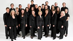 Image for BBC Singers and St James's Baroque - Bach