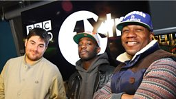 Image for Twin B and friends: Rudimental