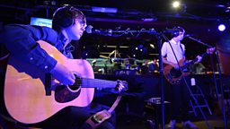 Image for Wednesday: Jake Bugg in the Live Lounge