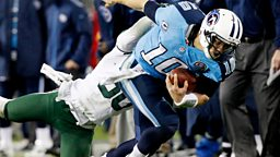 Image for New York Jets at Tennessee Titans