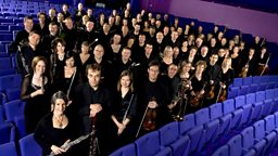Image for BBC Philharmonic - Ireland, Walton, Vaughan Williams