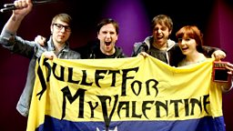 Image for Wednesday With Bullet For My Valentine