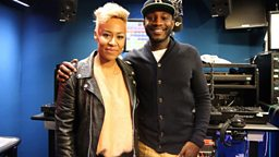 Image for Emeli Sande talks Hot 10 for 2013
