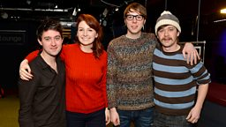 Image for Live Lounge Late with Villagers