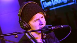 Image for Tuesday: Tom Odell in the Live Lounge