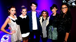 Image for with The Saturdays