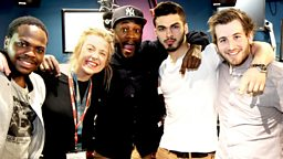 Image for Twin introduces you to the 1Xtra interns!
