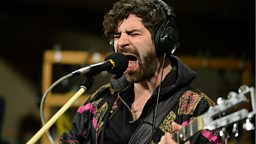 Image for Foals in session