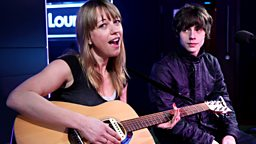 Image for Tuesday: Jake Bugg in the Live Lounge