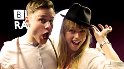 Image for Olly Murs in the Live Lounge