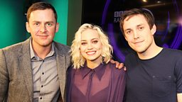 Image for Kimberly Wyatt Plays Innuendo Bingo