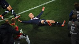Image for In Conversation with Roma's Michael Bradley