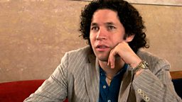 Image for Conductor Gustavo Dudamel