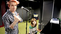 Image for Nick & Gabrielle Aplin in the Live Lounge