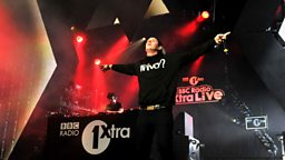Image for Friction & Friends - 1Xtra Live 2013