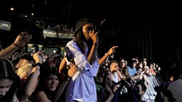 Image for Angel Haze - 1Xtra Live 2013