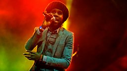 Image for Chronixx - 1Xtra Live 2013