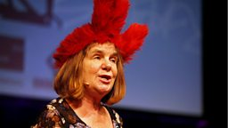 Image for Julia Donaldson live at the 2013 Edinburgh Festival