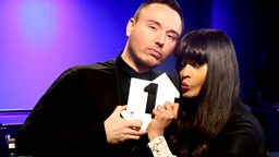 Image for Duke Dumont gets his first ever Number 1!