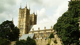 Image for Colin Walsh - Lincoln Cathedral Organ