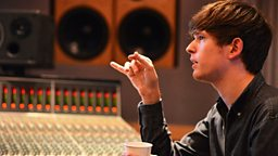 Image for James Blake in session