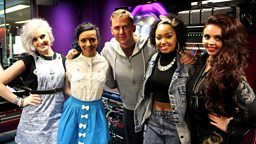 Image for Scott Mills - With Little Mix!