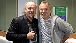 Image for with Bill Bailey and Blue