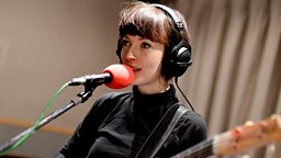 Image for Daughter in the Live Lounge