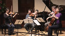 Image for Elias String Quartet, Jonathan Biss - Purcell, Schumann