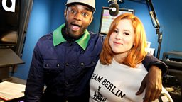 Image for Katy B co-host!