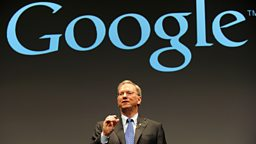 Image for Eric Schmidt on the New Digital Age