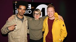 Image for Akala and House of Coxhead with Edith Bowman