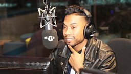 Image for Miguel talks 'Adorn', Mariah Carey and the 'Leg Drop' ...
