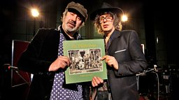 Image for Mike Scott and Steve Wickham of the Waterboys (the A-Side)