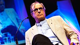 Image for Travel writer Paul Theroux