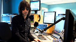 Image for Bobby Gillespie sits in
