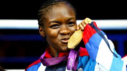 Image for Olympic Boxing Gold Medalist Nicola Adams joins Nick